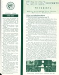 Western Reports to Parents, Spring, 1964, Volume 01, Issue 03