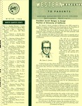 Western Reports to Parents, Winter, 1964, Volume 01, Issue 02