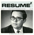 Résumé, April, 1968, Volume 01, Issue 01