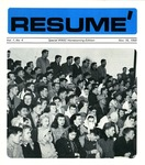 Résumé, November, 1968, Volume 01, Issue 04