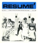 Résumé, November, 1968, Volume 01, Issue 05