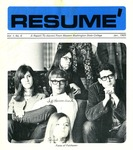Résumé, January, 1969, Volume 01, Issue 06