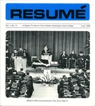Résumé, June, 1969, Volume 01, Issue 11