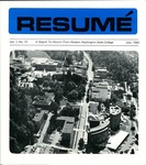 Résumé, July, 1969, Volume 01, Issue 12