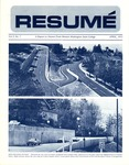 Résumé, April, 1971, Volume 02, Issue 07 by Alumni Association, WWSC