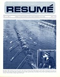 Résumé, May, 1973, Volume 04, Issue 08 by Alumni Association, WWSC