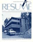 Résumé, October, 1973, Volume 05, Issue 01 by Alumni Association, WWSC