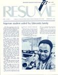 Résumé, February, 1974, Volume 05, Issue 05 by Alumni Association, WWSC