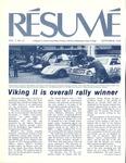 Résumé, September, 1976, Volume 07, Issue 12 by Alumni Association, WWSC