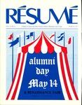 Résumé, March, 1977, Volume 08, Issue 06 by Alumni Association, WWSC