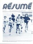Résumé, March, 1978, Volume 09, Issue 06