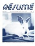 Résumé, April, 1978, Volume 09, Issue 07 by Alumni Association, WWU