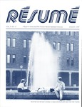 Résumé, August, 1978, Volume 09, Issue 11