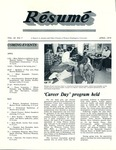 Résumé, April, 1978, Volume 10, Issue 07