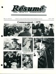 Résumé, July, 1979, Volume 10, Issue 10 by Alumni Association, WWU