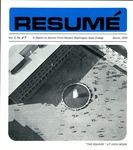 Résumé, March, 1970, Volume 02, Issue 06