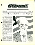 Résumé, March, 1980, Volume 11, Issue 06 by Alumni Association, WWU