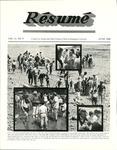 Résumé, June, 1980, Volume 11, Issue 09