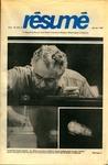 Résumé, Winter, 1985, Volume 16, Issue 02