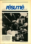 Résumé, Winter, 1988, Volume 19, Issue 01 by Alumni Association, WWU
