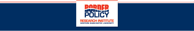 Border Policy Research Institute Publications