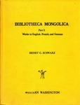Bibliotheca Mongolica