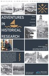 Poster: HRSS - Griffin, Adventures in Historical Research, Fairhaven by Simon Bakke