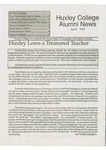 Huxley College Alumni News, 1995, April by Huxley College of the Environment, Western Washington University