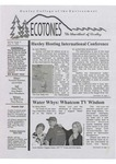 Ecotones: The Heartbeat of Huxley, 2002, Spring, Issue 08 by Tennyson Ketcham; Laurel Eddy; and Huxley College of the Environment, Western Washington University
