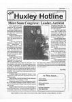 Huxley Hotline, 1996, January 31 by Traci Edge and Huxley College of the Environment, Western Washington University