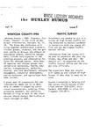 Huxley Humus, 1971, Volume 01, Issue 07