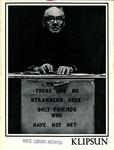Klipsun Magazine, 1972, Volume 02, Issue 02 - March by Bill Braswell