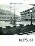 Klipsun Magazine, 1973, Volume 03, Issue 02 by Dan Tolva