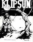 Klipsun Magazine, 1974, Volume 04, Issue 02 - January