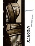 Klipsun Magazine, 1975, Volume 06, Issue 01 - November