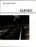 Klipsun Magazine, 1976, Volume 06, Issue 06 - October