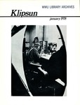 Klipsun Magazine, 1978, Volume 08, Issue 02 - January