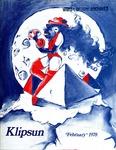 Klipsun Magazine, 1978, Volume 08, Issue 03 - February