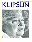 Klipsun Magazine, 1978, Volume 09, Issue 02 - December