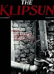 Klipsun Magazine, 1979, Volume 10, Issue 01 - November