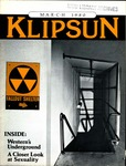 Klipsun Magazine, 1980, Volume 10, Issue 03 - March