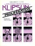 Klipsun Magazine, 1982, Volume 12, Issue 03 - February