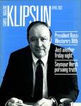 Klipsun Magazine, 1983, Volume 13, Issue 02 - April