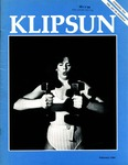 Klipsun Magazine, 1984, Volume 14, Issue 05 - February