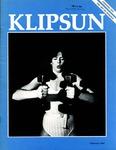 Klipsun Magazine, 1984, Volume 14, Issue 05 - February