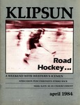 Klipsun Magazine, 1984, Volume 14, Issue 06 - April
