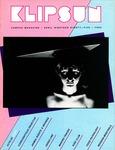 Klipsun Magazine, 1985, Volume 16, Issue 05 - April