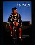 Klipsun Magazine, 1987 - September