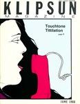 Klipsun Magazine, 1988 - June