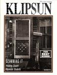 Klipsun Magazine, 1988, Volume 19, Issue 06 - December